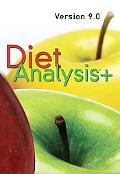Diet Analysis Plus 9. 0 Win/Mac Cd-Rom