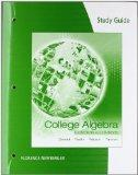 Study Guide for Stewart/Redlin/Watson/Panman's College Algebra: Concepts and Contexts