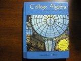 College Algebra 9th Edition 2008