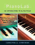 Pianolab With Keyboard for Piano and Guitar