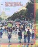 Cengage Advantage Books: American Government and Politics Today: The Essentials 2008