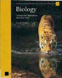Biology Concepts and Applications