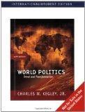 Intl Stdt Ed-World Politics Trend and Transformation