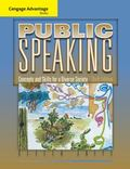 CengageNOW Advantage Books: Public Speaking: Concepts and Skills for a Diverse Society