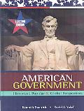 American Government: Historical, Popular, and Global Perspectives, Election Update