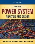 Power System Analysis and Design: SI Version