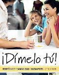 Dimelo tu!: A Complete Course