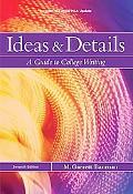 Ideas & Details, 2009 MLA Update Edition (2009 MLA Update Editions)
