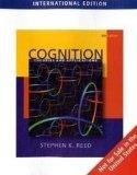 Cognition Theories and Applications, 8th Edition, International Edition
