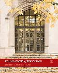 Foundations of Education (What's New in Education)