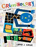 Criminology: The Core, 4th Edition