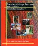 Creating College Success AAA115/CPD115