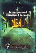 Terrorism and Homeland Security: Current Perspectives from InfoTrac (Current Perspectives: R...