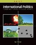 International Relations: Power and Purpose in Global Affairs, Brief Edition