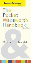 Cengage Advantage Books: The Pocket Wadsworth Handbook
