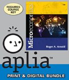 Bundle: Microeconomics (with Videos: Office Hours Printed Access Card), 11th + Aplia(TM), 1 ...