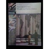 Macroeconomics: Private and Public Choice 13th Edition