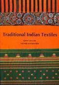 Traditional Indian Textiles - John Gillow - Paperback - REPRINT
