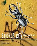 Sticker City Paper Graffiti Art