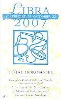 Libra 2007 September 23 - October 22