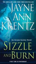 Sizzle and Burn (Arcane Society Series #3)