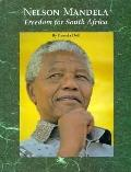 Nelson Mandela: Freedom for South Africa - Pamela Dell - Hardcover