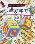 Calligraphy - Fiona Campbell - Library Binding - 1 AMER ED