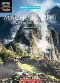 Machu Picchu City In The Clouds