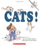 Cats! (Rookie Readers Level A)