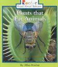 Plants That Eat Animals