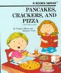 Pancakes, Crackers and Pizza A Book of Shapes