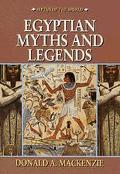 Egyptian Myths and Legends - Donald Alexander Mackenzie - Hardcover - Special Value