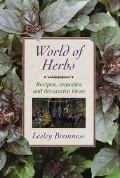 World of Herbs - Lesley Bremness - Hardcover - Special Value