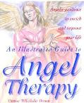 An Illustrated Guide to Angel Therapy - Denise Whichello Brown - Hardcover - Special Value