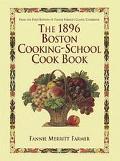 1896 Boston Cooking-School Cook Book