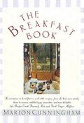 The Breakfast Book - Marion Cunningham - Hardcover - Bargain