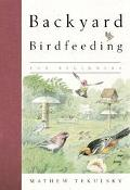 Backyard Birdfeeding for Beginners