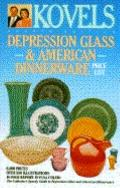 Kovels' Depression Glass and American Dinnerware Price List - Ralph Kovel - Paperback - 4th ed