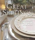 Great Settings - Peri Wolfman - Hardcover