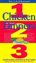 Chicken Dinners...1,2,3: 125,000 Possible Combinations for Dinner Tonight - Jacqueline Herit...