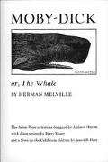 Moby Dick Or, the Whale