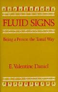 Fluid Signs Being a Person the Tamil Way