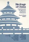 Heritage of China Contemporary Perspectives on Chinese Civilization