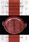 Sources of Western Zhou History Inscribed Bronze Vessels