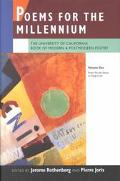 Poems for the Millennium The University of California Book of Modern and Postmodern Poetry  ...
