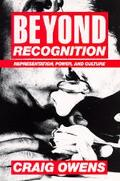 Beyond Recognition Representation, Power, and Culture