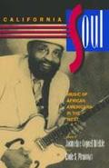 California Soul Music of African-Americans in the West