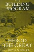 Building Program of Herod the Great
