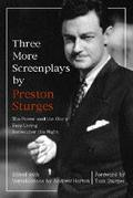 Three More Screenplays by Preston Sturges