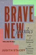 Brave New Families Stories of Domestic Upheaval in Late Twentieth Century America